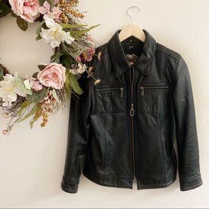 Harley-Davidson Leather Riding Jacket
